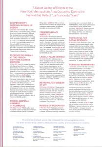 Comité Colbert Brochure page 4