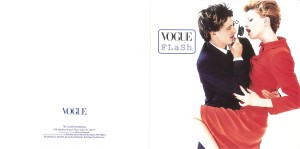 Vogue Flash Fall '95 front/back