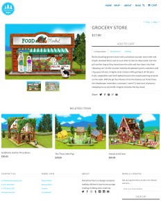 Storytime Toys: Food Market