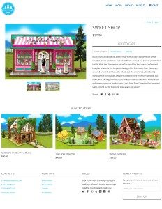 Storytime Toys: Sweet Shop