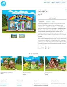 Storytime Toys: Toy Shop